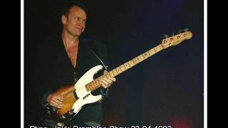 Sting Jakki Brambles Show April 22 1993
