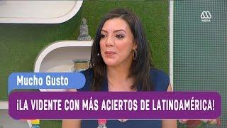 ¡Deseret Tavares la vidente con más aciertos de Latinoamérica! - Mucho Gusto 2017