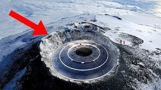 Most MYSTERIOUS Discoveries In Antarctica!