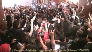 Kedatangan Presiden Jokowi Di Korea