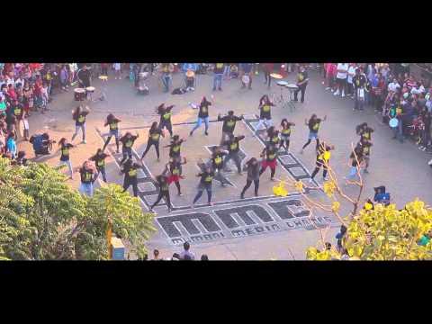 MMC Flash Mob At Equal Streets