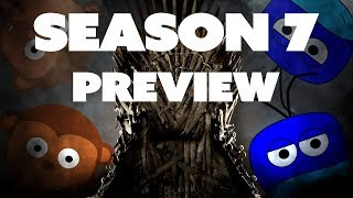 Game of Thrones - Season 7 Preview Part 3! (Littlefinger, Varys, The Hound & Melisandre)