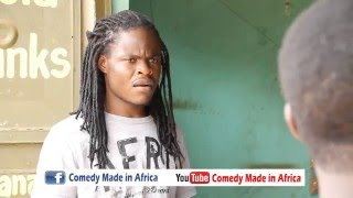 Satisfaction guaranteed (Comedy made in Africa)