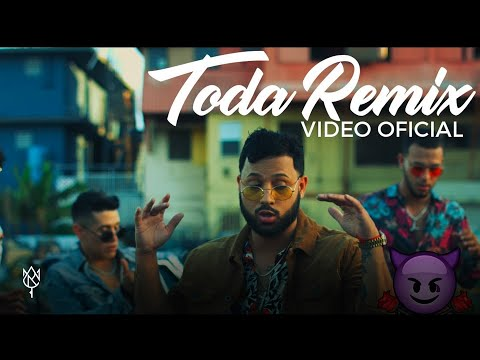 Download Lagu Alex Rose - Toda (Remix) Ft. Cazzu, Lenny Tavarez, Rauw Alejandro & Lyanno (Video Oficial) MP3