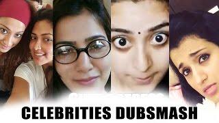 Celebrities Dubsmash Funny Videos 2016 || Ram Charan, Rana, Rakul Preet, Regina