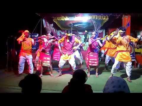New Gondi Song 2019-Mata Pita Ki Seva karlo puny kamalo re (Jai seva dance group Gadra - 7770919395)