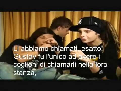 Esperienza più imbarazzante dei Tokio Hotel Ce la raccontano loro