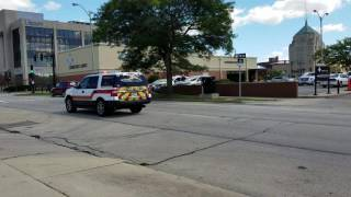 Champaign Fire Department Full Response