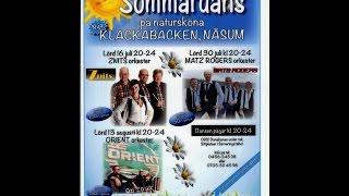 KlackaBackens sommardans den 16 juli 2016 musik Znits