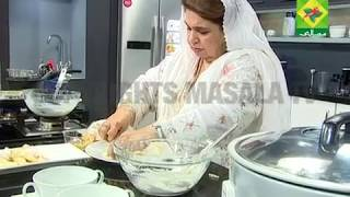 Panasonic Quality Kitchen [Masala TV] Italian Minestrone Soup and Crepes Recipe