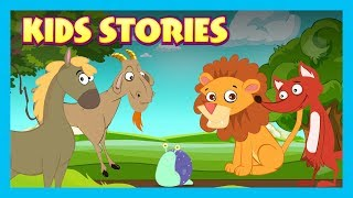 Kids Stories - Animated Stories For Kids || Bedtime Stories For Kids - Moral To Learn For Kids