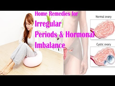 3 Best Natural Home Remedies for Irregular Periods & Hormonal imbalance