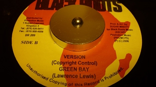 GREEN BAY RIDDIM - BLACK ROOTS MUSIC