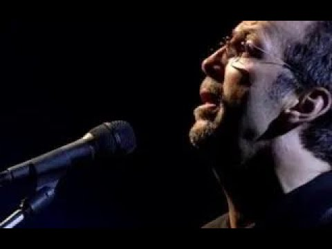 Eric Clapton Wonderful Tonight Live