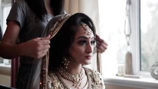 Zara & Usman Nikah Trailer by Unreel Films