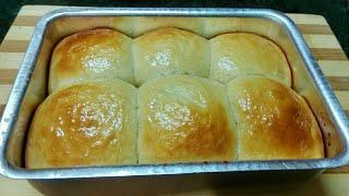 कढ़ाई में बनाए स्पंजी लादी पाव | Pav Bread Recipe In Kadai |Eggless Pav Bhaji Bread | Ladi Pav.