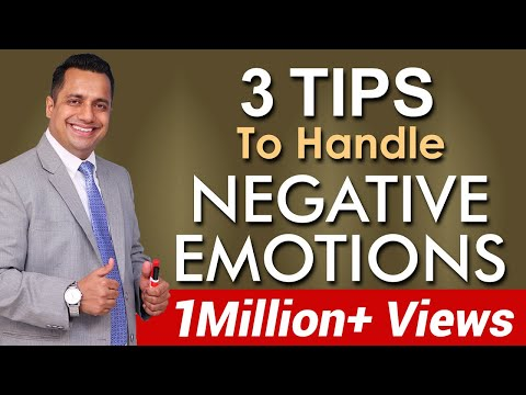 Xxx Mp4 3 Tips How To Handle Negative Emotions Emotional Intelligence In Hindi By Vivek Bindra 3gp Sex