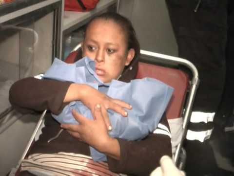 Valiente mujer da a luz sin ayuda medica; en Reynosa