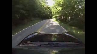 Tail of The Dragon in Porsche Boxster