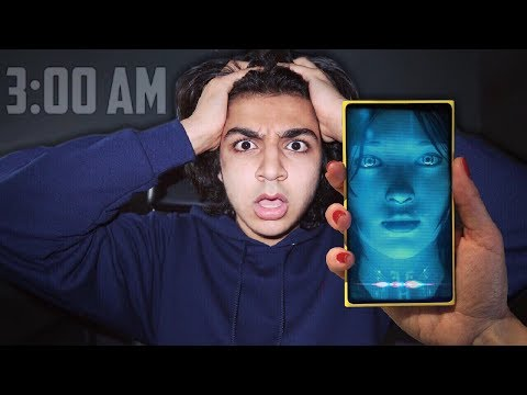 Xxx Mp4 DO NOT TALK TO SIRI AT 3 00 AM THIS IS WHY 3 AM SIRI CHALLENGE I TALKED TO DAJJAL 3gp Sex