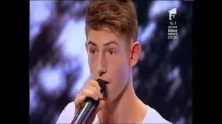 Vescan feat. Florin Ristei - Las-o…Vezi interpretarea trupei Black Squad , la X Factor!