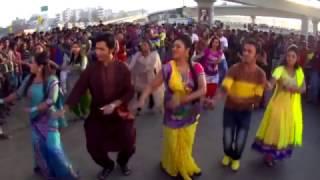 Banglar Fata Kesto 2017 Bangla Movie Song 720p HD actor  Ilias Kanchan