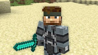 Solid Snake is in Minecraft?!