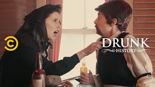 Carrie Nation Smashes Saloons to Smithereens (feat. Amber Ruffin & Vanessa Bayer) - Drunk History
