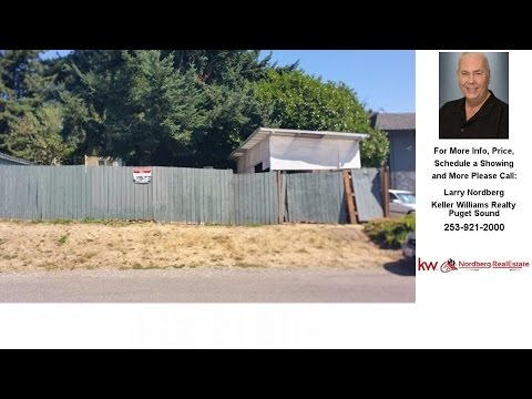 240XX 25th Ave S, Des Moines, WA Presented by Larry Nordberg.