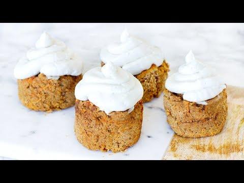 Xxx Mp4 Healthy Carrot Cake Cupcakes Homemade Easy Recipe For A Healthy Dessert 3gp Sex