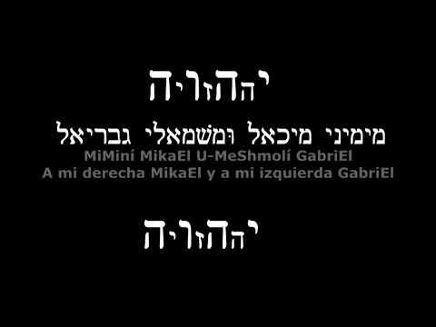 9. PODEROSA SEGULA DE CONEXION ANGELICAL MIKAEL GABRIEL RAFAEL NURIEL