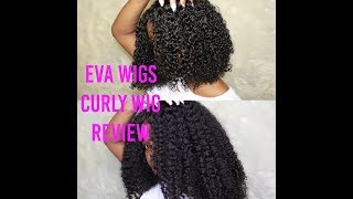 Eva Wigs Installment Review+ Watch Me Cut this wig
