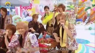 【いただきハイジャンプ】Hey!Say!Jump / 真剣SUNSHINE