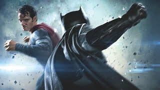Batman v Superman: Dawn Of Justice - Movie Trailer (FAN-EDIT)