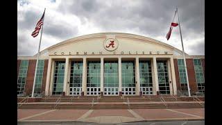 Coleman Coliseum renovation talk with Avery Johnson