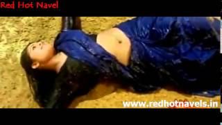 Sindhu Menon hot saree navel show