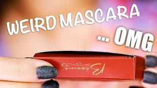 WEIRDEST MASCARA EVER ... OMG!