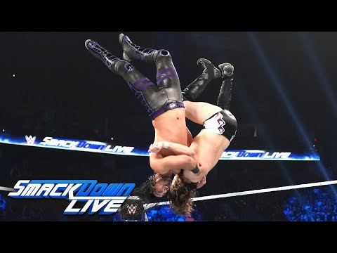 Xxx Mp4 Mustafa Ali Vs Daniel Bryan SmackDown LIVE Dec 11 2018 3gp Sex