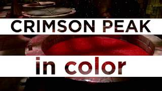 Crimson Peak - Color Palette Supercut