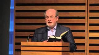 Salman Rushdie | Sept 24, 2015 | Appel Salon
