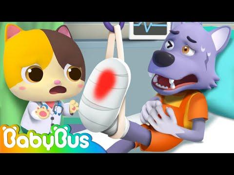 Kitten Doctor to the Rescue🚑 Policeman Fireman 🚓 🚒 Nursery Rhymes Kids Songs BabyBus