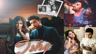 Ishq Upcoming Drama | Ahad Raza Mir | Sajal Ali | OST | Behind The Scenes