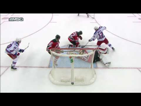 Schneider stones Hayes twice leads to Devils OT winner