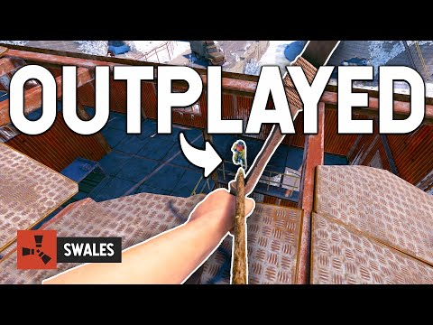 OUTPLAYING THE COMPETITION RUST SOLO