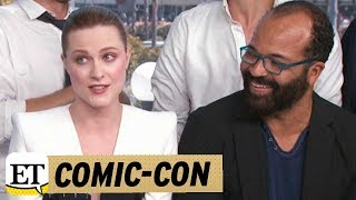 Comic Con 2017: 'Westworld' Star Evan Rachel Wood Reacts to Season 2: People Will 'Freak Out!'