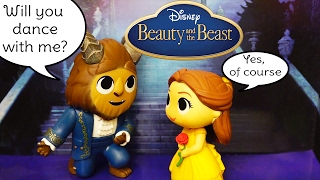 Disney Beauty and the Beast Live Action Funko Mystery Minis Toy Surprise - Stories With Dolls & Toys