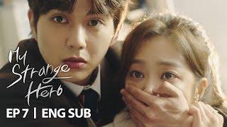 Yoo Seung Ho is Hiding With Jo Bo Ah [My Strange Hero Ep 7]