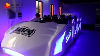 VR Spaceship 12 seats VR Simulator