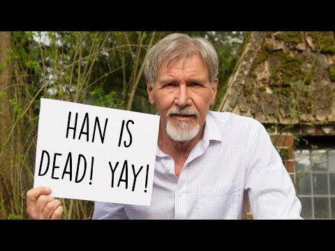 Xxx Mp4 Why Does Harrison Ford Hate Han Solo Reupload 3gp Sex