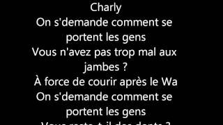 Maître Gims - Bavon (Ceci n'est pas un clip) Feat Charly Bell (Paroles)